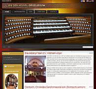 Afbeelding Website Van den Heuvel Orgelbouw