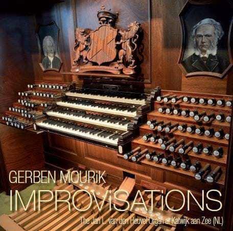 Afbeelding CD Improvisations