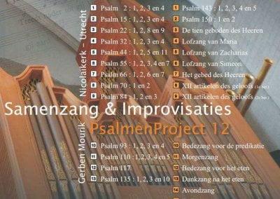 Afbeelding PsalmenProject 12