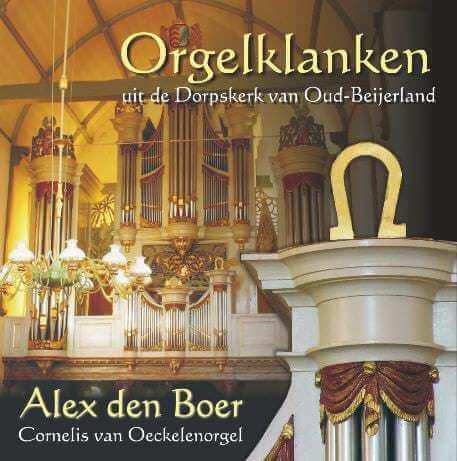 Afbeelding CD Alex den Boer