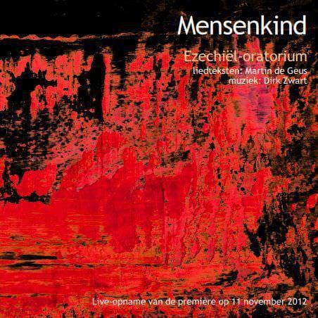 Afbeelding CD Ezechiël-oratorium