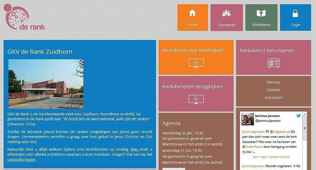Afbeelding GKV De Rank - Zuidhorn Nieuws