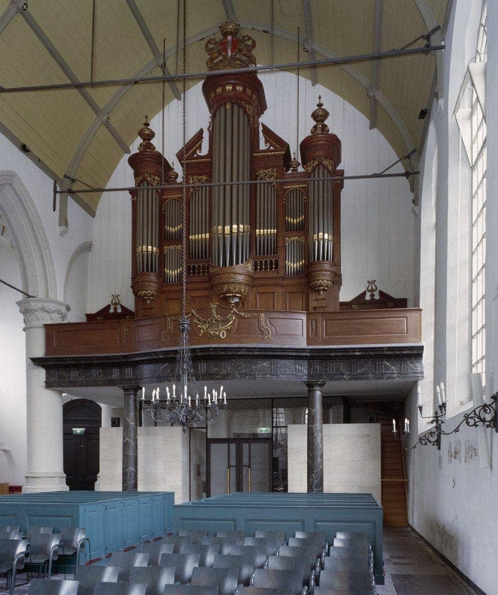 Maarschalkerweerd-orgel Augustijnenkerk