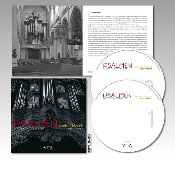Afbeelding Psalmen CD