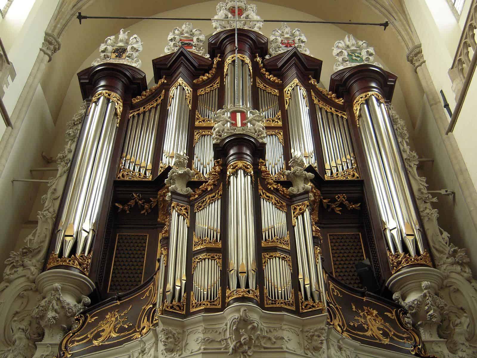 Afbeelding orgel Dordrecht