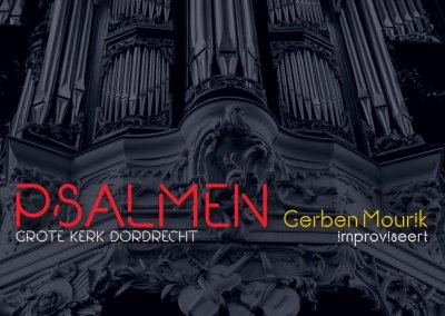 Cover Psalmen CD
