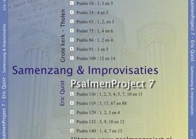 Afbeelding PsalmenProject 7