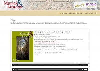 Afbeelding homepagina Muziek en Liturgie