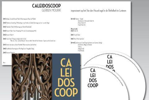 Afbeelding Caleidoscoop CD