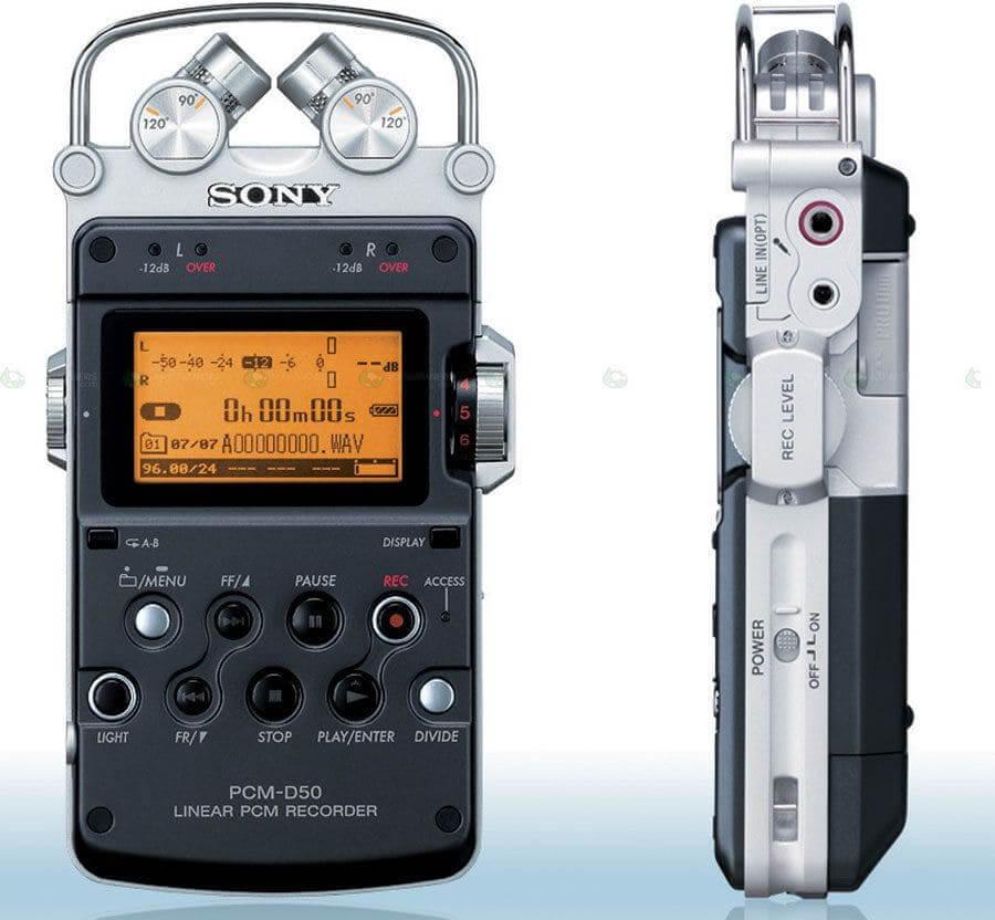 Afbeelding Sony PCM-D50