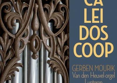 Afbeelding Cover Caleidoscoop CD