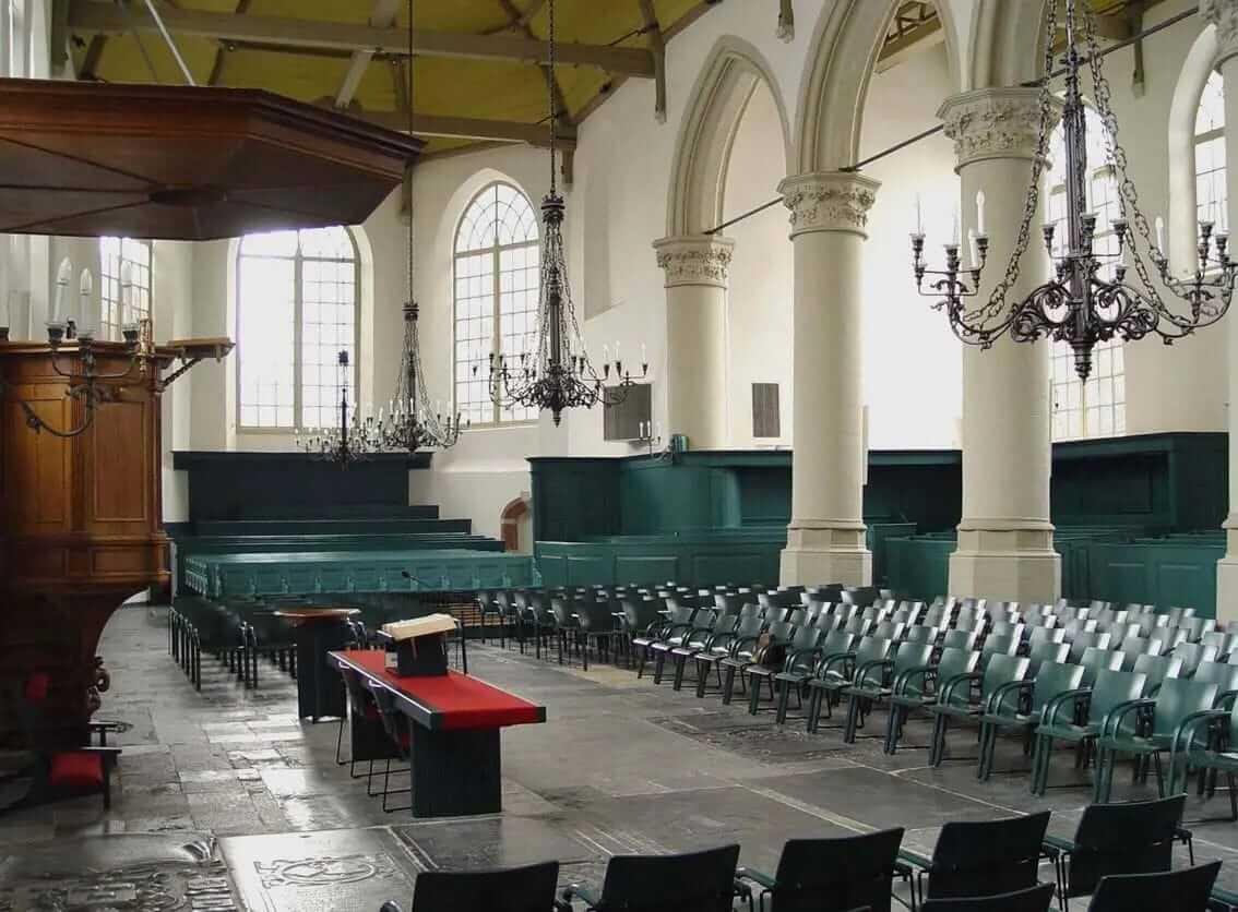 Afbeelding Interieur Augustijnenkerk