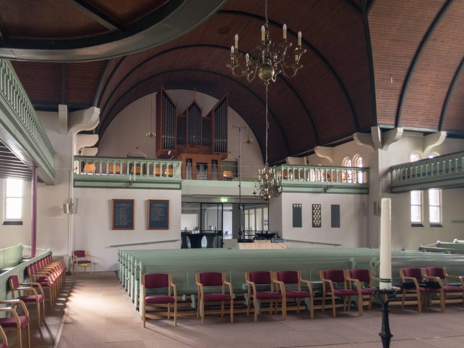 Afbeelding Van Leeuwen-orgel te Axel