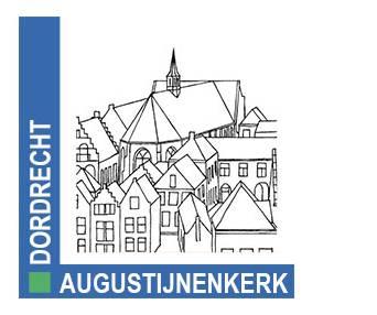 Logo Stichting Behoud Augustijnenkerk