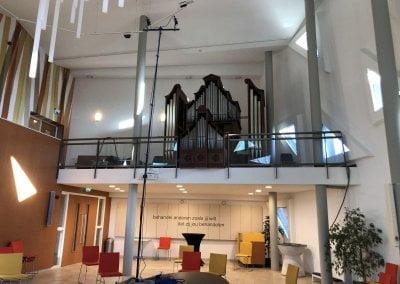 Opname Pauluskerk Rotterdam
