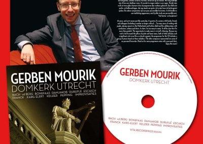 Jubileum-cd Domkerk Utrecht